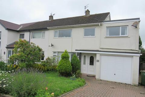 5 bedroom semi-detached house for sale - Evening Hill Drive, Cockermouth, Cumbria, CA13 0BP