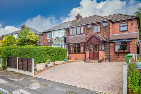 4 bedroom semi-detached house for sale - Springfield Road, Macclesfield