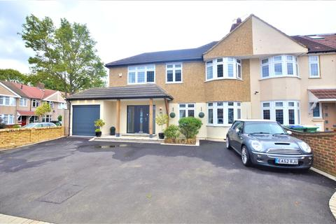 4 bedroom end of terrace house for sale - Beverley Avenue, Sidcup, Kent, DA15