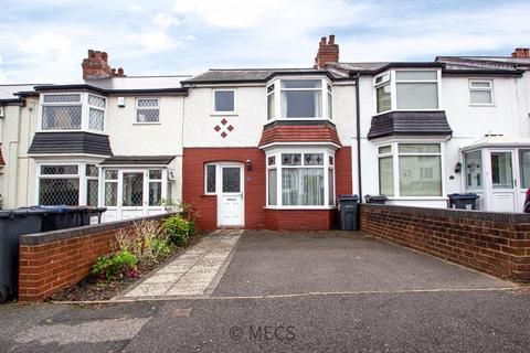 3 bedroom terraced house for sale - Aubrey Road, Harborne, Birmingham, B32 2BB