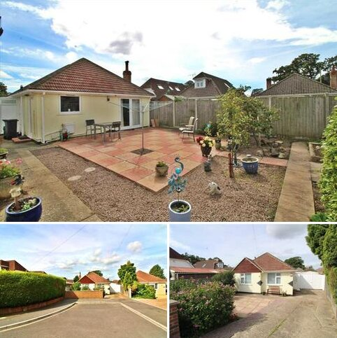 2 bedroom detached bungalow for sale - Howton Close, Kinson, Bournemouth
