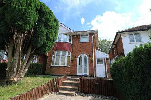 3 bedroom detached house for sale - Berkeley Road, Shirley