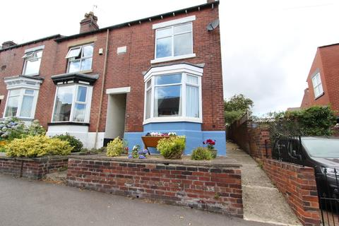 3 bedroom end of terrace house to rent - Marshall Road, Woodseats