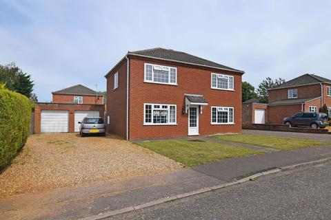 4 bedroom detached house for sale - Felbrigg Close , South Wootton