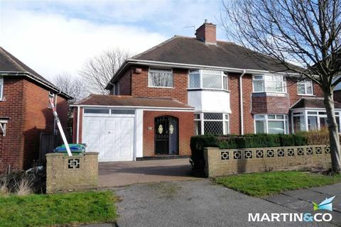 3 bedroom semi-detached house to rent - Hurst Road, Smethwick, B67