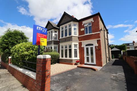 3 bedroom semi-detached house for sale - St. Denis Road, Heath, Cardiff