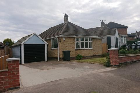 2 bedroom detached bungalow to rent - Farndale Drive, Loughborough