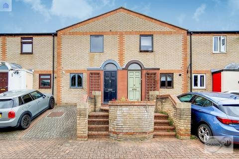 2 bedroom terraced house to rent - Caledonian Wharf, London, E14