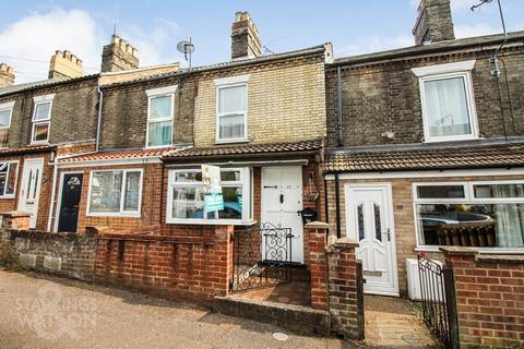 2 bedroom terraced house to rent - Churchill Road, Norwich