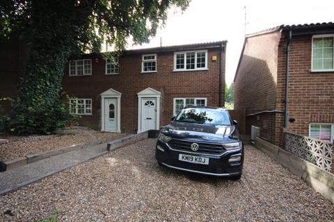3 bedroom semi-detached house for sale - Stunning 3 bed with driveway and Garage within walking distance of the train station...