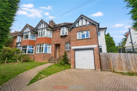 5 bedroom semi-detached house for sale - Valley Drive, Brighton