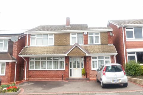 4 bedroom detached house for sale - Redruth Road, Walsall
