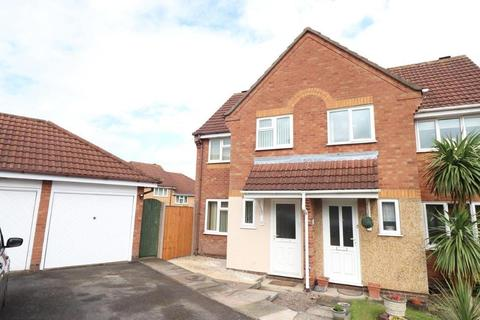 3 bedroom semi-detached house to rent - Delemare Road, Melton Mowbray