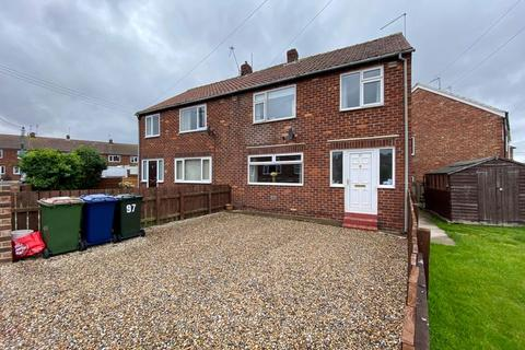 3 bedroom semi-detached house for sale - Coronation Road, Loftus