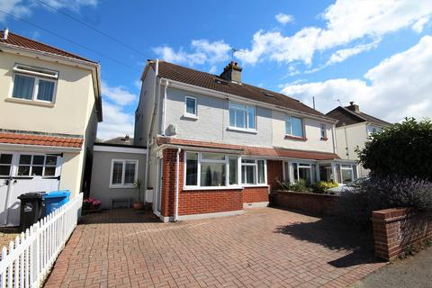 4 bedroom semi-detached house for sale - Langdon Road, Lower Parkstone, Poole, BH14
