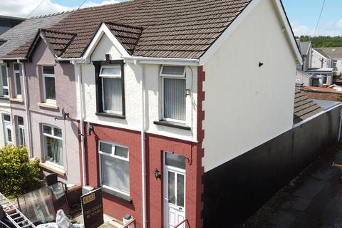 3 bedroom end of terrace house for sale - Hughes Avenue, Ebbw Vale, NP23