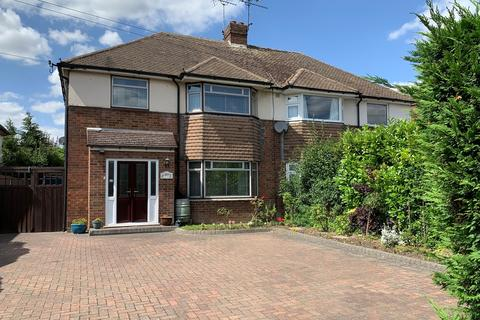 3 bedroom semi-detached house for sale - Broomfield Road, Chelmsford, CM1