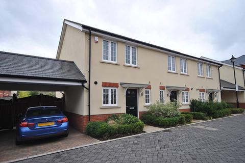 2 bedroom end of terrace house for sale - Mary Munnion Quarter, St John's, Chelmsford, CM2
