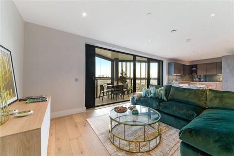 2 bedroom apartment to rent - Mansbridge House, Battersea Park View, Battersea Exchange, London, SW8