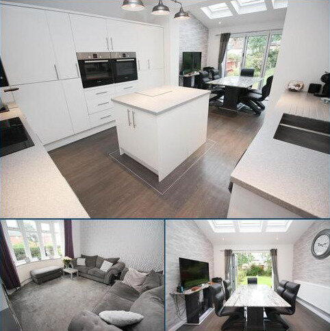 5 bedroom semi-detached house for sale - Newton Road, High Heaton, Newcastle Upon Tyne
