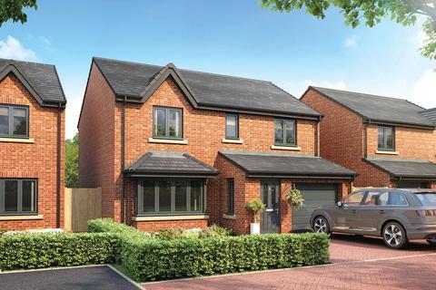 4 bedroom detached house for sale - West Park Garden Village, Edward Pease Way, Darlington
