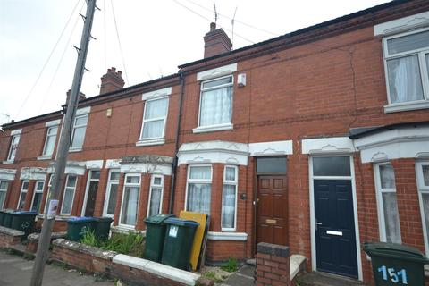 2 bedroom terraced house to rent - Sovereign Road, Earlsdon, Coventry