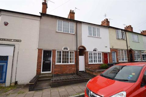 2 bedroom terraced house - Newmarket Street, Knighton