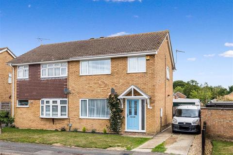 3 bedroom semi-detached house for sale - Langney Drive, Ashford, Kent
