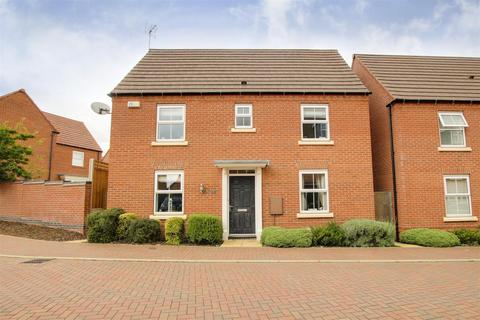 3 bedroom detached house for sale - Tiberius Gardens, Hucknall, Nottinghamshire, NG15 8GJ