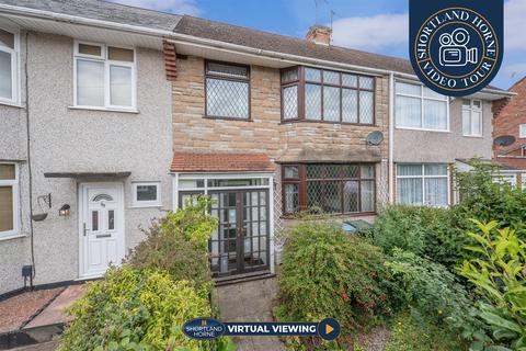 3 bedroom terraced house for sale - Macdonald Road, Poets Corner, Coventry, CV2 5FE