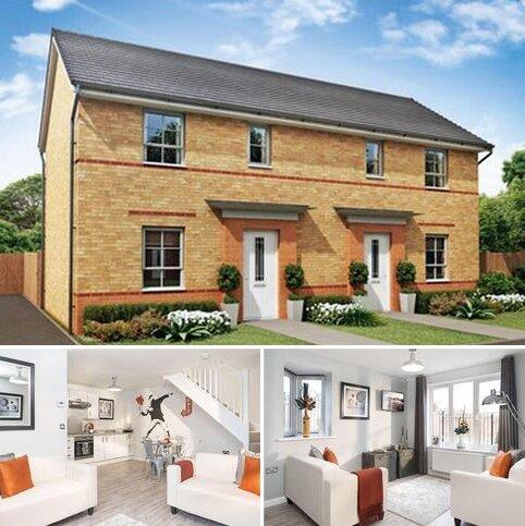 2 bedroom semi-detached house for sale - Plot 147, ACTON at Alexander Gate, Waterloo Road, Hanley, STOKE-ON-TRENT ST1