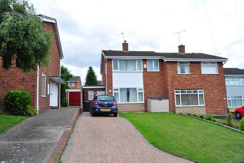 3 bedroom semi-detached house for sale - Cherry Orchard Avenue, Halesowen