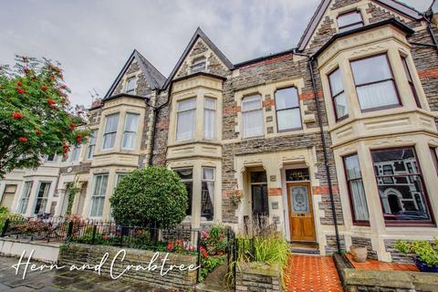 5 bedroom terraced house for sale - Hamilton Street, Cardiff