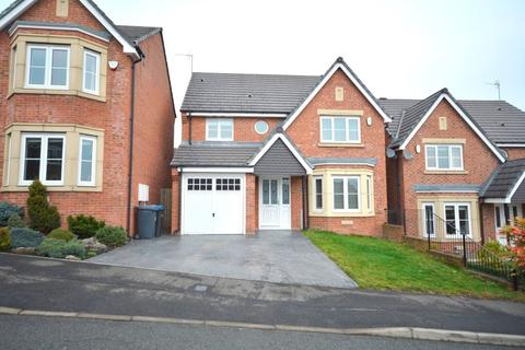 4 bedroom detached house for sale - Highfield Rise, Chester Le Street, DH3