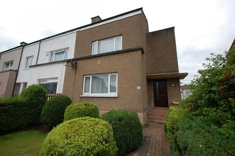 2 bedroom end of terrace house for sale - Hollybush Road, Glasgow, G52