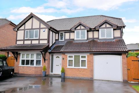 6 bedroom detached house for sale - Timberlake Close, Shirley, Solihull, B90 4YT