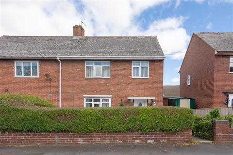 3 bedroom semi-detached house for sale - Warwick Avenue, Consett, DH8 8DP