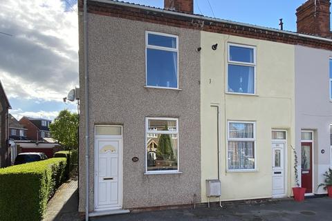 2 bedroom end of terrace house for sale - Manor Road, Brimington, Chesterfield, S43 1NX