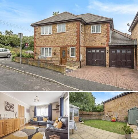 4 bedroom detached house for sale - Maude Road, Hextable BR8