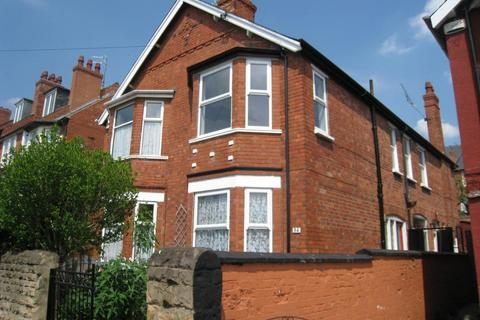 4 bedroom semi-detached house to rent - Leslie Road, Forest Fields, Nottingham NG7 6PD