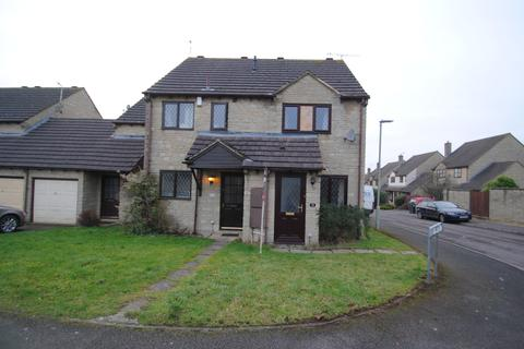 2 bedroom semi-detached house to rent - Queen Elizabeth Road, Cirencester GL7