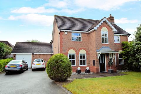 4 bedroom detached house for sale - Glaston Drive, Solihull, B91 3YE