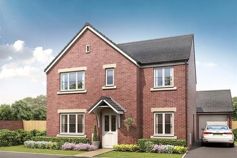 5 bedroom detached house for sale - Plot 190-o, The Corfe at Lime Tree Court, Mansfield Road DE21