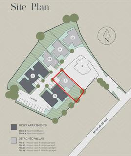 5 bedroom detached house for sale - The Old Bowling Green, Plot 2, Mitchell Street, Crieff PH7 3FF