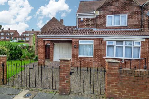 2 bedroom semi-detached house for sale - Ford Crescent, South Hylton, Sunderland, Tyne and Wear, SR4 0RR