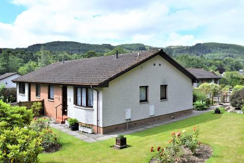 2 bedroom semi-detached bungalow for sale - Tummel Crescent, Pitlochry, Perthshire , PH16 5DF