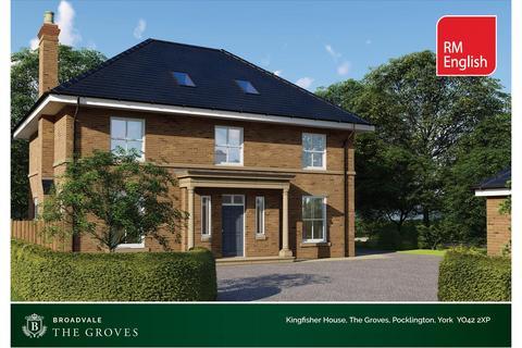 5 bedroom detached house for sale - The Groves, Pocklington