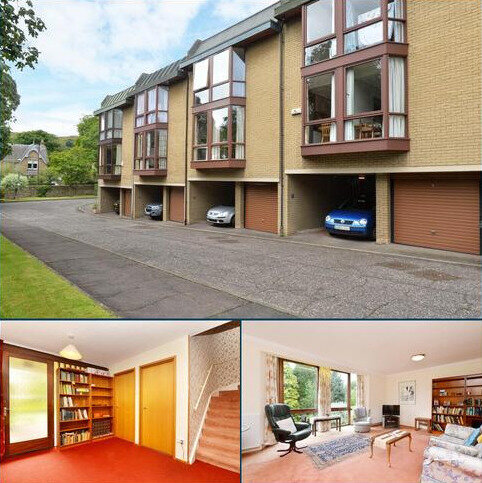3 bedroom townhouse for sale - 13 Oswald Court, Edinburgh EH9 2HY