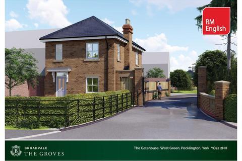3 bedroom detached house for sale - The Groves, Pocklington