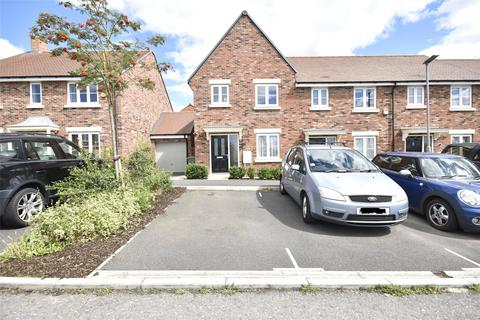 3 bedroom end of terrace house for sale - Washpool Road, Bishops Cleeve, Cheltenham, Gloucestershire, GL52